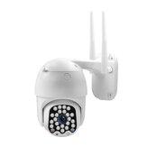 1080P 20X Zoom HD IP CCTV-Kamera Wasserdichte WLAN-PTZ-Sicherheitskamera für den Außenbereich IR