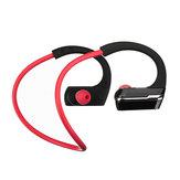 Sport Trådløs Bluetooth-headset Hovedtelefoner Støjdæmpende vandtæt øretelefoner Stereohovedtelefoner med mikrofon