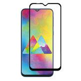 Enkay 2.5D Curved Edge Full Glue gehärtetes Glas Displayschutzfolie für Samsung Galaxy M10 2019