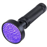 Viola UV Ultra Violet 100 LED Torcia Blacklight Light Inspection lampada Torcia