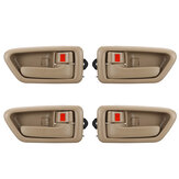 Autodeurhandvat voor Toyota 1997-2001 Camry Inside Left & Right Set van 4