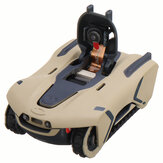 Mini VR Mixed Reality WIFI FPV RC Tank Car Armored Off-Road Vehicles Model Kids Children Toys