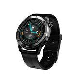 Bakeey Tam-Yuvarlak Dokunmatik Ekran SPO2 Kalp Kan Basıncı Oranı Monitör Çoklu Kadranlar Doğru GPS Spor Pisti Akıllı Saat