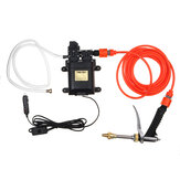 12V 100W High Pressure Electric Car Washer Water Pump Portable Spray Cleaner