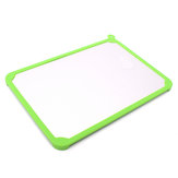 Kitchen Green Defrosting Tray Thaw Frozen Food Plate Quick Time Safe Defrost Anti-bacteria