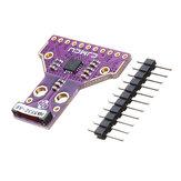 CJMCU-3935 AS3935 Flash Sensor Módulo de distancia de tormenta de detección de huelgas