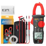 ANENG ST182 رقمي Clamp Meter تيار منتظم / AC Voltage Tester Clamp Multimeter Hz Capacitance NCV Ohm Test
