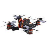 Eachine Tyro79 140mm 3 Inch DIY Version FPV Racing RC Drone F4 OSD 20A BLHeli_S 40CH 200mW 700TVL FPV Camera