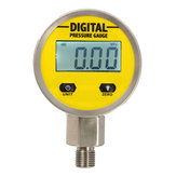 Digital Display Oil Pressure Hydraulic Gauge Pressure Test Meter 250BAR/25Mpa