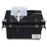 Mini sierras de mesa de 24 V 7200 RPM 100 W con profundidad de corte modelo de sierras de banco para carpintería de 40 mm