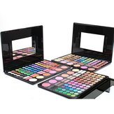 78 Lidschatten der Farb-Make-up-Palette mit Pinsel