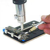 Universal PCB Holder Fixture Jig Stand Mobile Phone SMT Repair Soldering Iron Rework Tool for iPhone with IC Groove