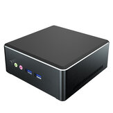 T-Bao TBOOK MN25 Mini PC AMD Ryzen 5 2500U 16GB DDR4 512 GB NVME SSD Radeon Vega 8 Grafica 2.0GHz a 3,6 GHz DP HD 4K Dual WiFi