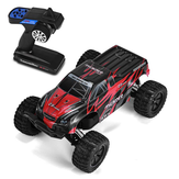 ZD Racing 9106S 1/10 Thunder 2.4G 4WD Bezszczotkowy 70KM / h Racing RC Car Off-Road Truck RTR Toys
