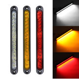 25cm 6.72W LED Tail Light Ketiga Brake Light Bar High Mount Lamp DC10-30V untuk Trailer Truck UTE Car