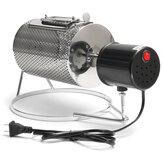 ステンレス鋼のコーヒー豆の焙焼機のコーヒーロースターローラーベイカー220Vツール