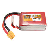 ZOP Power 11.1V 1800mAh 75C 3S Lipo Battery XT60 Plug For FPV RC Drone