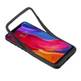 Bakeey All-inclusive 2 In 1 Matte Soft Protective Case For Xiaomi Mi8 Mi 8