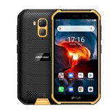 Ulefone Armor X7 Pro 5.0 pulgadas NFC IP68 IP69K Impermeable Android 10 4GB RAM 32GB ROM MT6761 Cuatro Nucleos 4G Smartphone