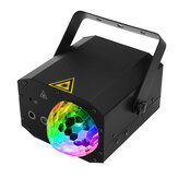 Mini Magia Ball Laser Party Light Sound Active Strobo lampada con remoto per KTV Party DJ Birthday