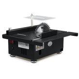 24V 7200RPM 100W Mini piły stołowe z głębokością cięcia 40mm Model piły stołowej do drewna