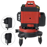 16 Line LD Green Light Laser Level 4D 360 ° Cross Self Leveling Measuring Tool
