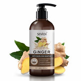 Sevich Ginger Anti-hair Loss Plant Anti-itch And Anti-dandruff Densifying Shampoo