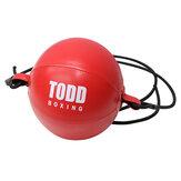 Boxing Training Sandbag Ball Elastic RopeHand Eye Training Reaction Force Stress Exercise Boxing Speed Balls