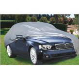 Universal Size L Indoor Outdoor Auto Case Full Car Cover Sun UV Snow Dust Resistant Protection