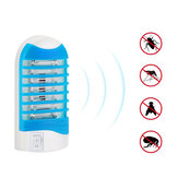 Loskii HA-20 5th Opgraderet Elektronisk Plug In Bug Zapper Pest Killer Insect Trap Mosquito Killer Lampe