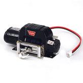 WPL KM 2 generación eléctrica RC Coche Winch Controller con control Radio para TRX4 1/10 Crawlers