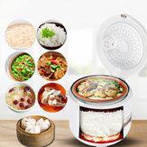 طباخ طعام غير قابل للالتصاق أدوات المطبخ المنزلية عنبر آلة طبخ الأرز للتدفئة