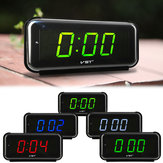 VST-806 LED Alarm Clock Timer 1.8 Inch Display 24-Hour System Fashion Multi-function