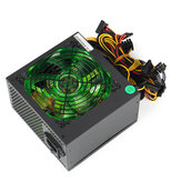 700W 12CM Silent LED Fan PC Power Supply ATX Computer PSU SATA ATX PCI 24-PIN