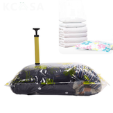 Vacuum Compress Bag Vacuum Storage Bag Save Space Saving Seal Quilts Clothes Holder Organizer