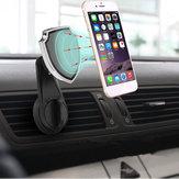 Универсальный Авто Вентиляционное отверстие Магнитное крепление Держатель для розетки Подставка для телефона для iPhone Samsung Huawei