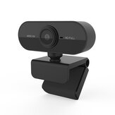 PC-01 HD 1080P Webcam 10 milioni di pixel CMOS 30FPS USB 2.0 incorporato Microfono Web Cam Network Insegnamento HD fotografica per PC laptop