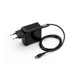 PD45W Güç Adaptörü 12-24V Type-C ila Type-C QC3.0 SQ-D60 için Hızlı Şarj PD Hattı Lehimleme Demir