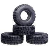 Austar 1.9 Inch rubberen RC autobanden met spons 3020 voor 1/10 rotsklimmen