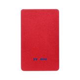 Yvonne 2,5 '' USB3.0 HDD Disco Rígido Externo HDD Portátil Expansão de Armazenamento do Disco Rígido Móvel