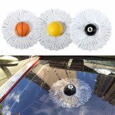 3D Ball Hits Auto Stickers Stickers Gebroken Window Baseball Sticker Decals Crack