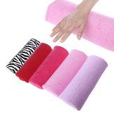 Soft Cojín de almohada de algodón Uña Cojín de mano
