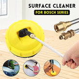 Rotary Surface Pressure Washer Deck Wall Patio Cleaner Surface Cleaning Machine Floor Brushing For Bosch Series
