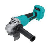 100mm/125mm Brushless Angle Grinder 3 Gears Multifunctional Cordless Electric Polishing Machine Polisher For Makita Battery