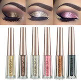 12 färger Diamond Glitter Liquid Eye Shadow