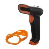 NTEUMM S2 2.4GHz Wireless Barcode Scanner USB Wired Scanner Reader