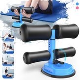 Home Muscle Training Sit Up Bar Adjustable Assistant Abdominal Sport Fitness Exercise Tools