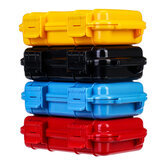 Waterproof Airtight Survival Storage Case Container Fishing Carry Tool Box with Sponge