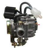 Motorcycle Carburetor GY6 50cc Scooter Moped For Qingqi QM50QT Vento Baotian