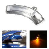 Wing Mirror Indicator Turn Signal LED Żarówka obiektywowa do VW Golf Jetta Passat